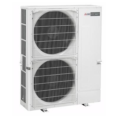 Climatiseur MITSUBISHI multi split PUMY monophasé 14 kW